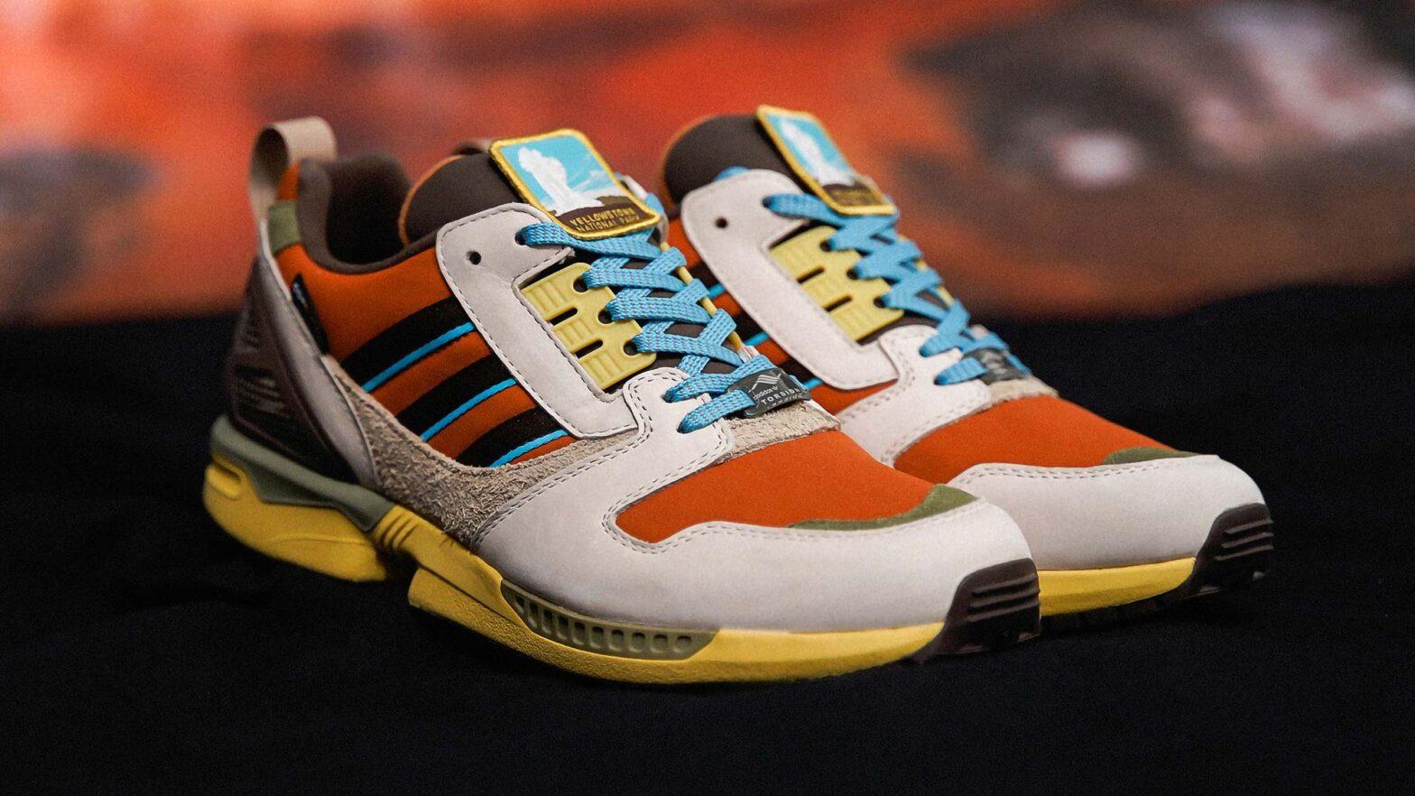 adidas Originals x National Park Foundation Sneakers