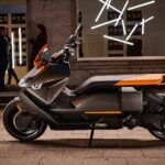 Concept Into Reality: The 2022 BMW CE 04 Electric Scooter