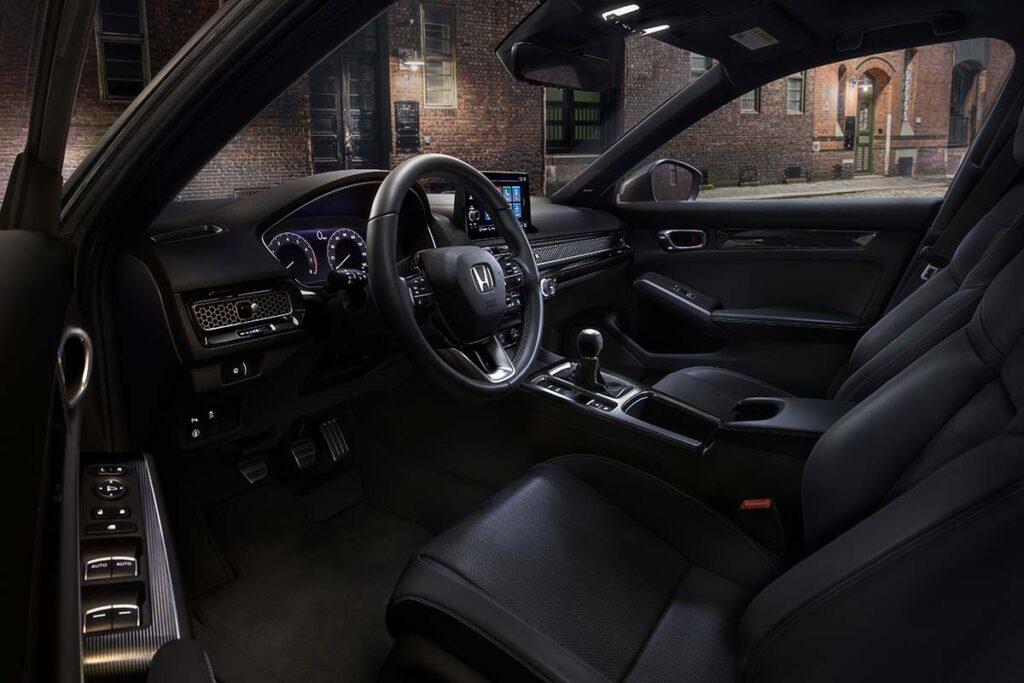 2022 Honda Civic Hatchback US