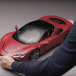 You Can Now Order A Matching Scale Model When You Buy A Ferrari