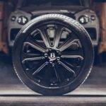 """Five Years In The Making, The Bentley Bentayga 22"""" Carbon Fiber Wheel Is Finally Ready"""
