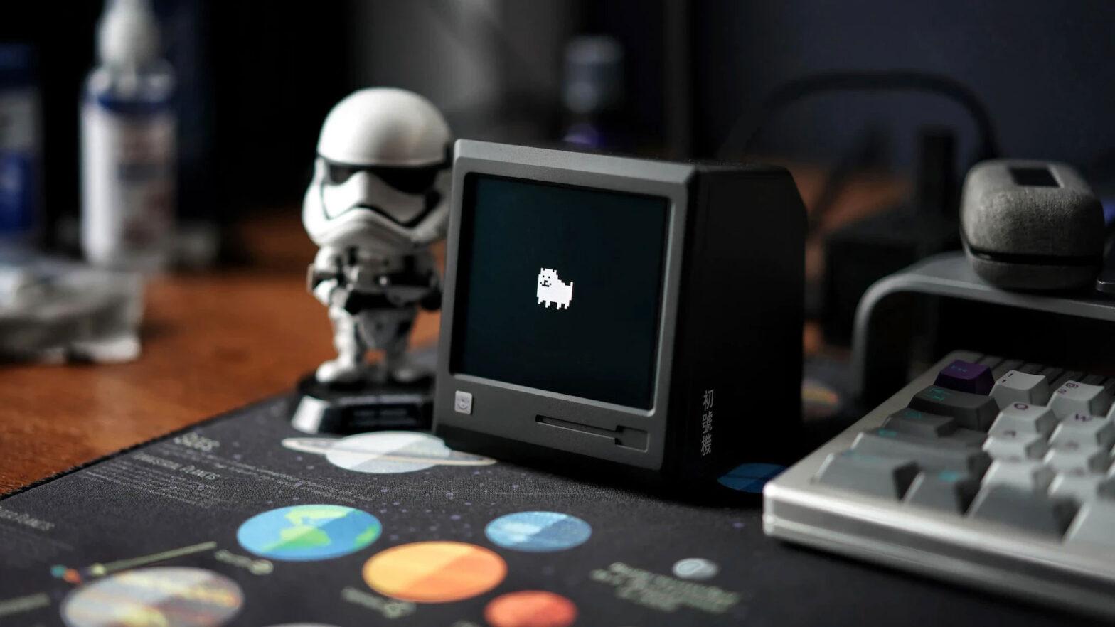 Cary Works ViewEdge R2 1984 Mini Macintosh