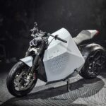 Davinci Dynamics Unveiled Two Futuristic-looking Electric Motorcycles