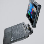 Durabook U11 Fully Rugged Now Offered With Rugged Keyboard To Become A 2-in-1 Tablet