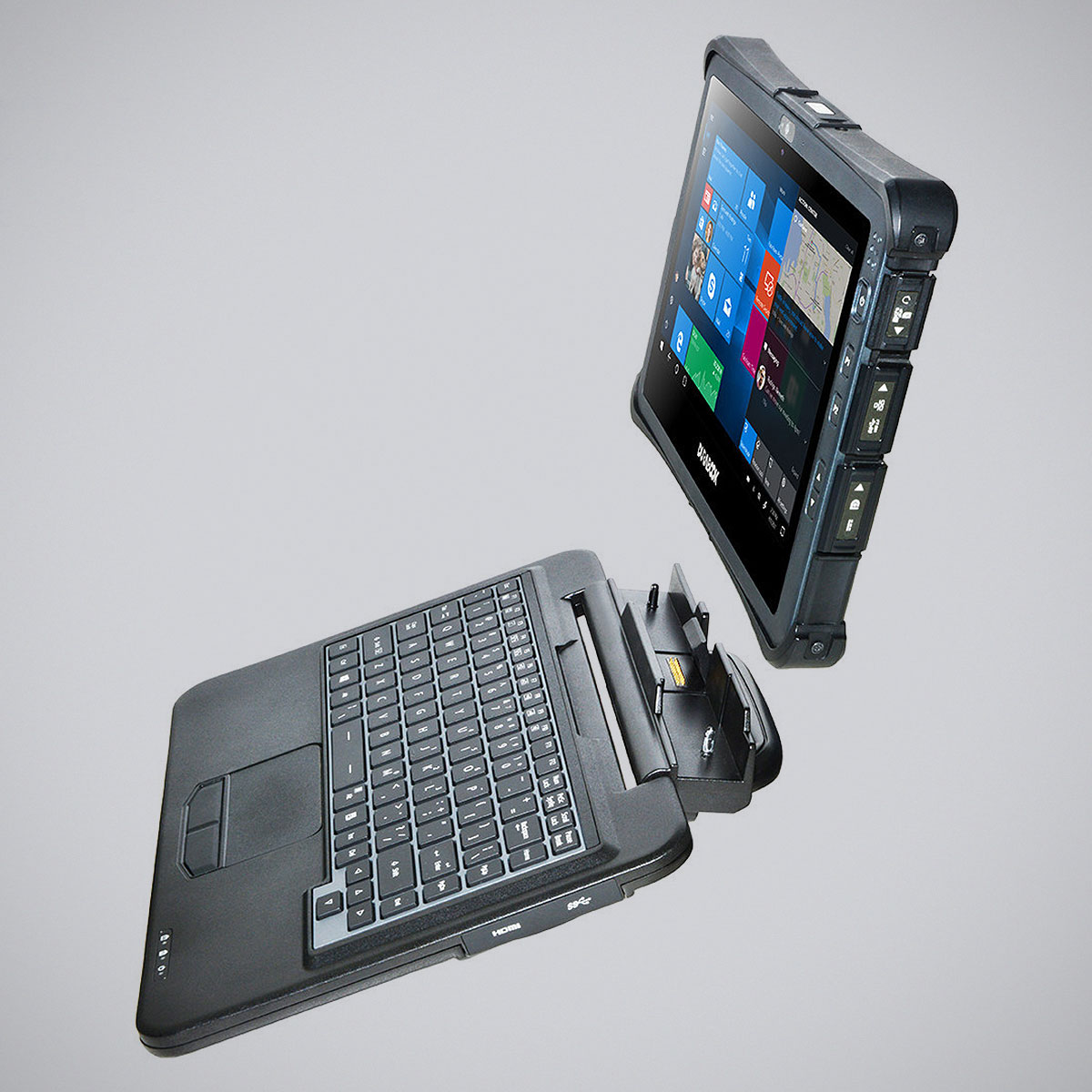 Durabook Americas U11 Fully Rugged 2-in-1 Tablet