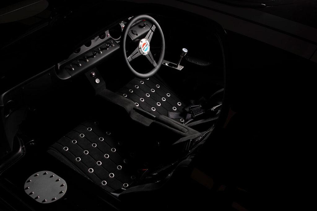 Everrati x Superformance All-Electric GT40