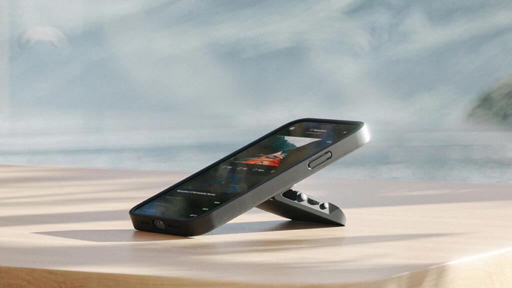 Fjorden Camera Controls for iPhone