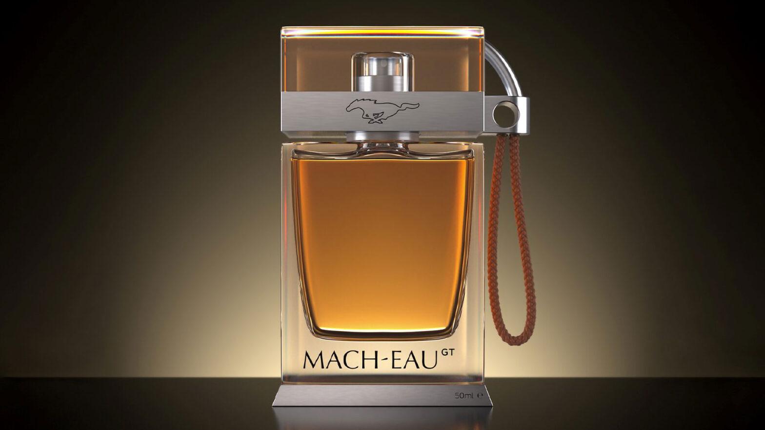 Ford Mach-Eau Perfume by Olfiction