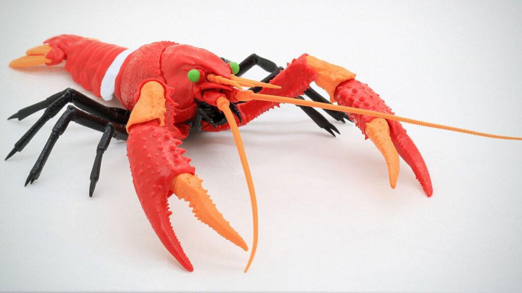 Fujimi Mokei Evangelion American Crayfish Model Kit