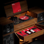 Penfolds Grange 70th Anniversary Record Player Console