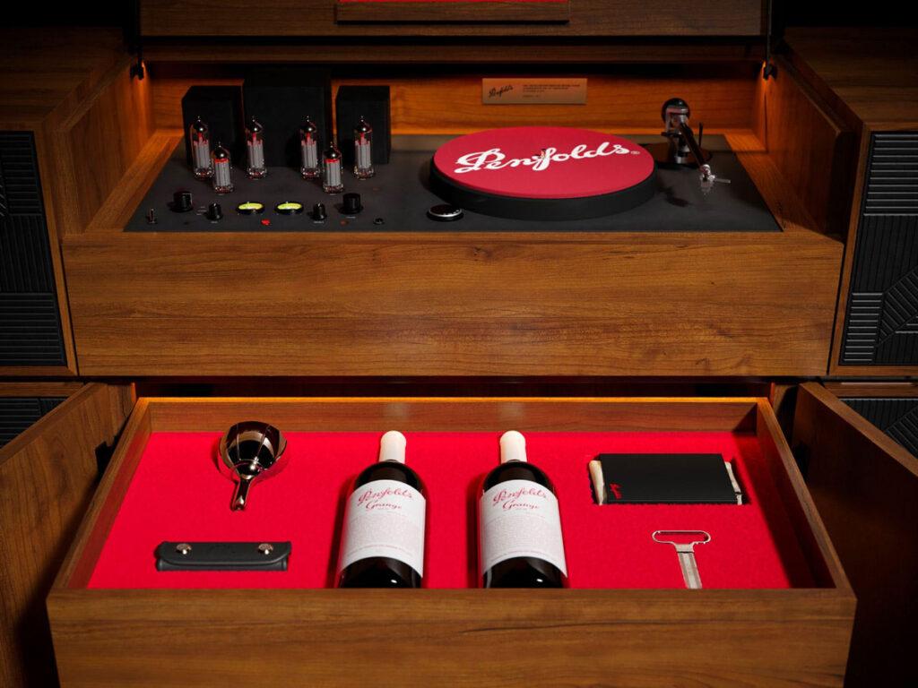 Grange 70th Anniversary Record Player Console