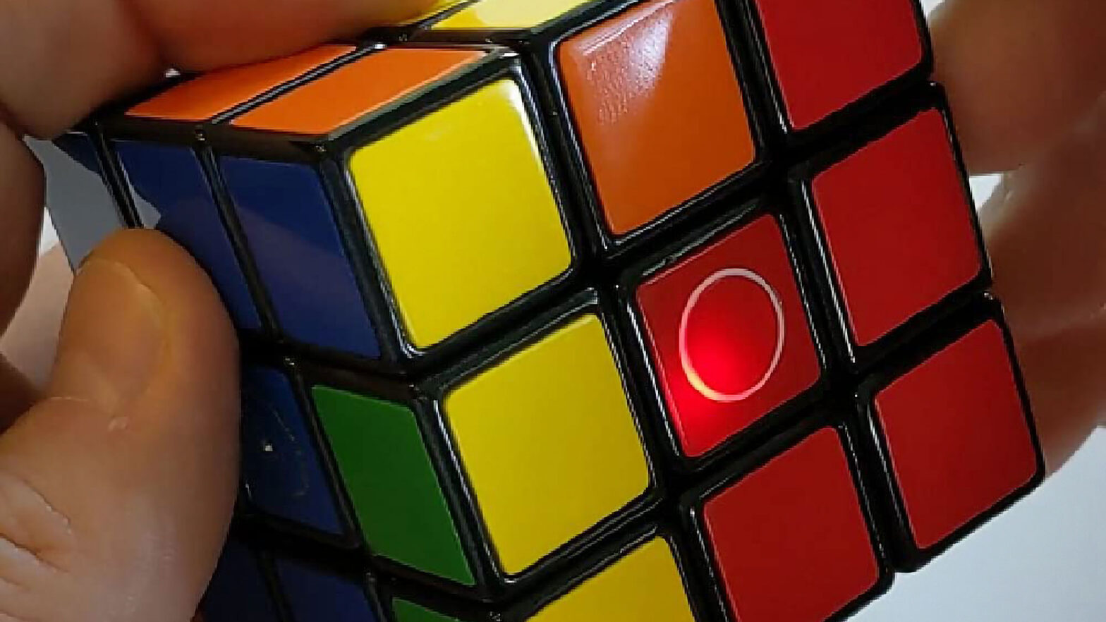 HEYKUBE Electronic Puzzle Cube