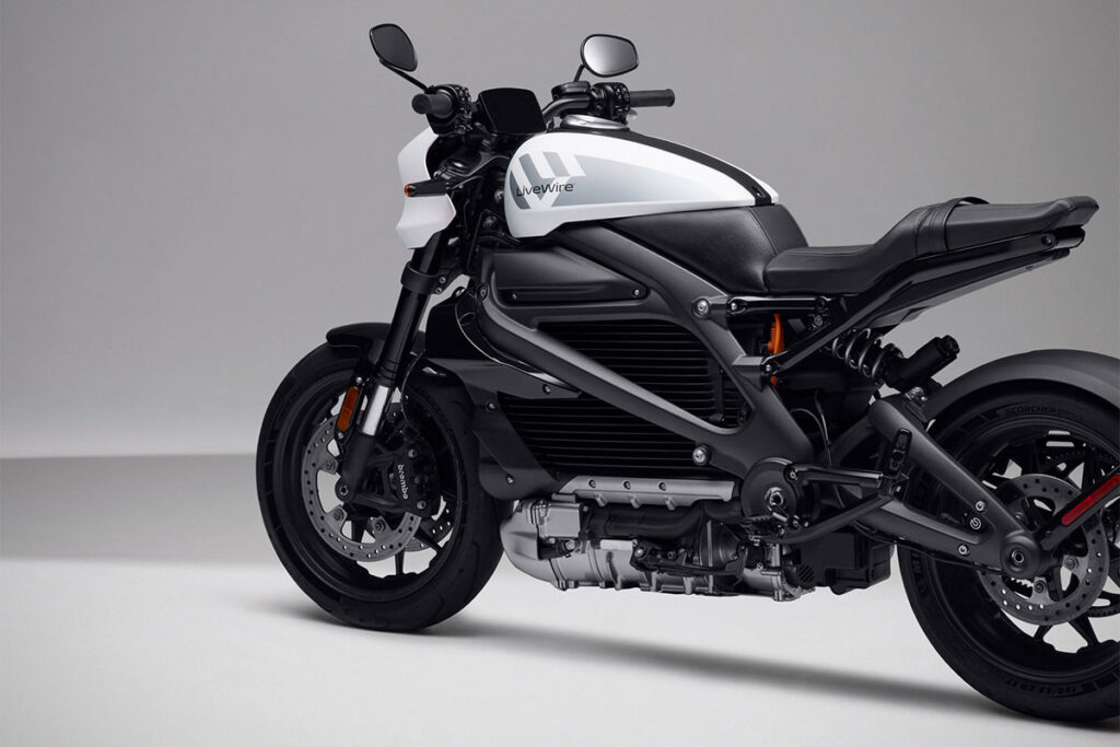 Harley-Davidson LiveWire ONE Electric Motorcycle
