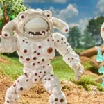 Mighty Morphine Eye Guy Action Figure: The Trypophobia May Not Be Amused