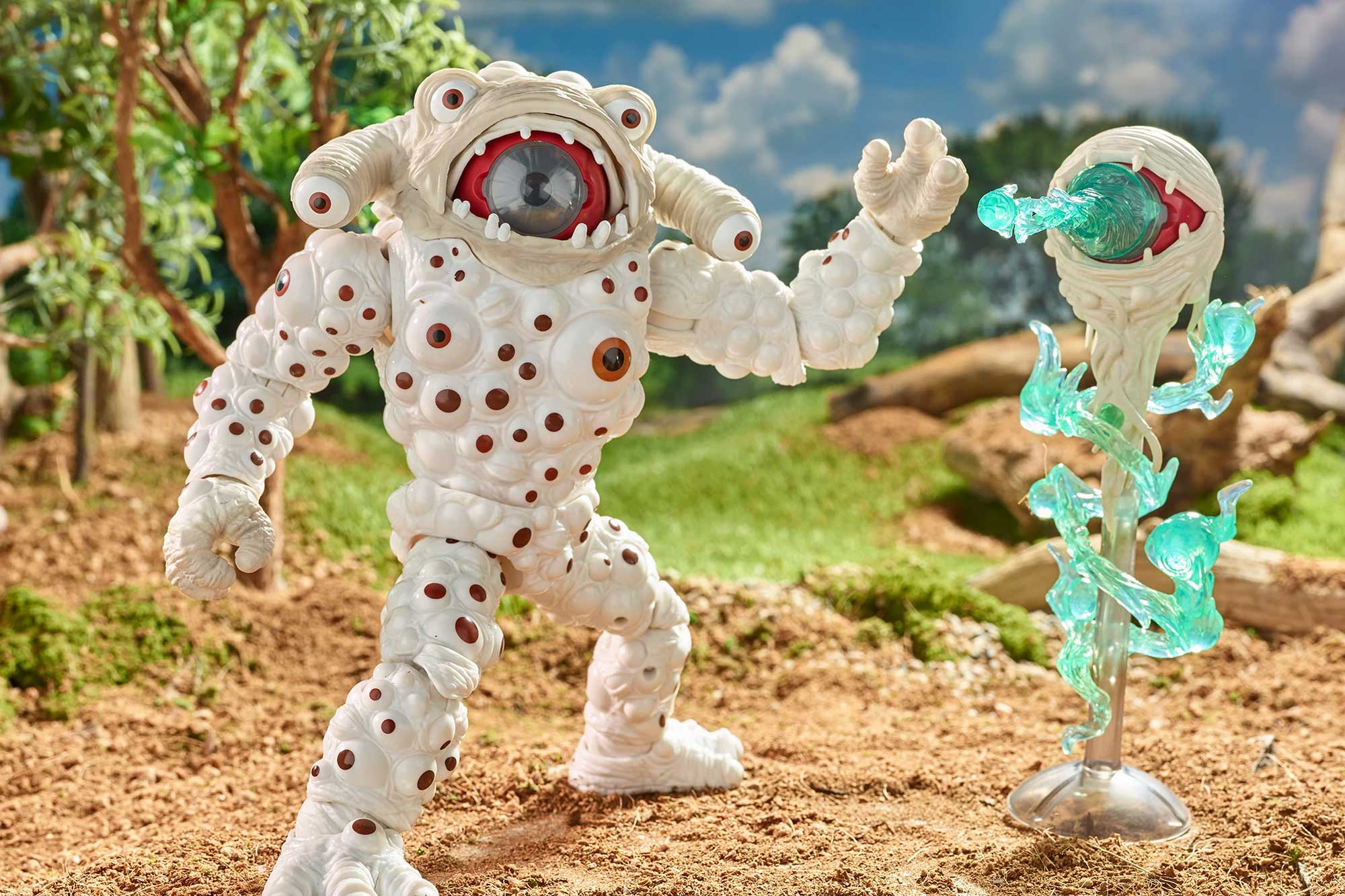 Hasbro Mighty Morphine Eye Guy Action Figure