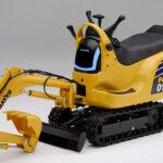 Honda Is Partnering With Komatsu To Electrify Komatsu Micro Excavators