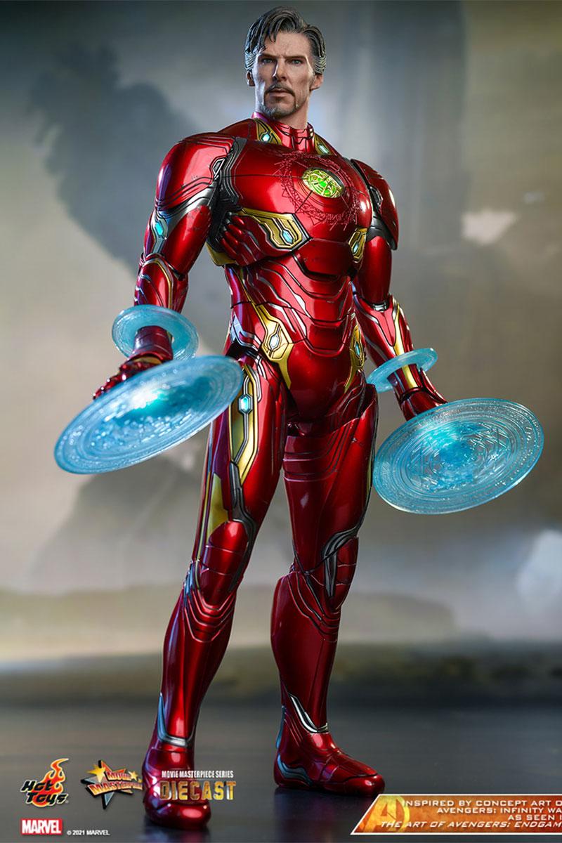 Hot Toys Avengers Endgame Iron Strange Figure