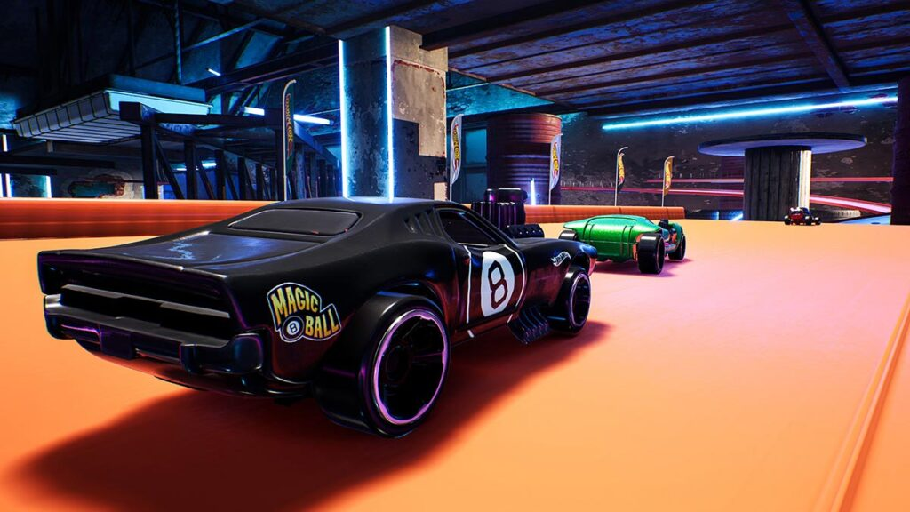 Hot Wheels Unleashed Video Game