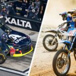 How To Move From NASCAR To Motocross