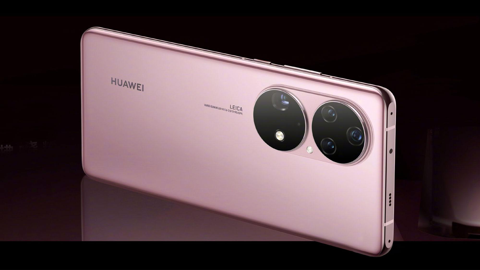 Huawei P50 Series Smartphone