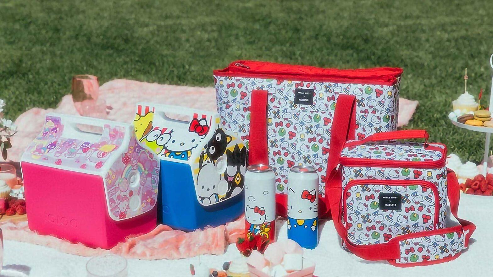 Igloo x Hello Kitty Cooler Collection