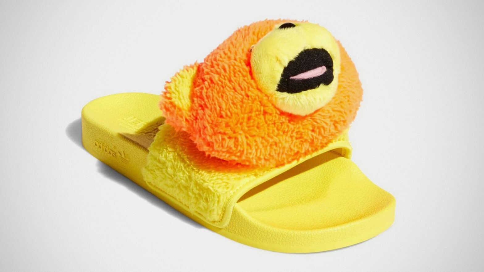 Jeremy Scott's Teddy Bear adidas Slides