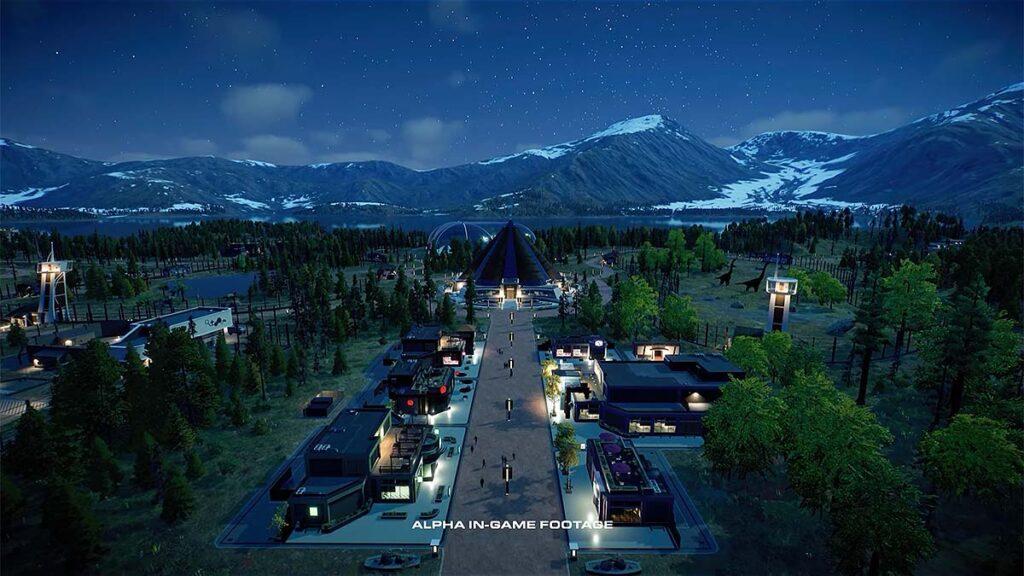 Jurassic World Evolution 2 Video Game