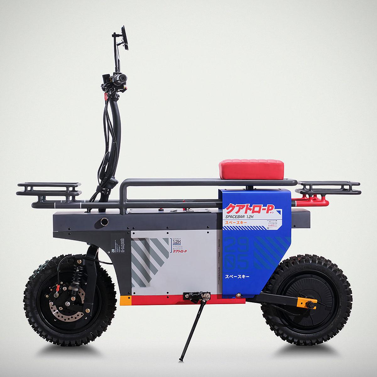 Katalis Spacebar 1.2K Electric Scooter