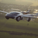 Klein Vision Flying Car Makes First-ever Inter-city Flight
