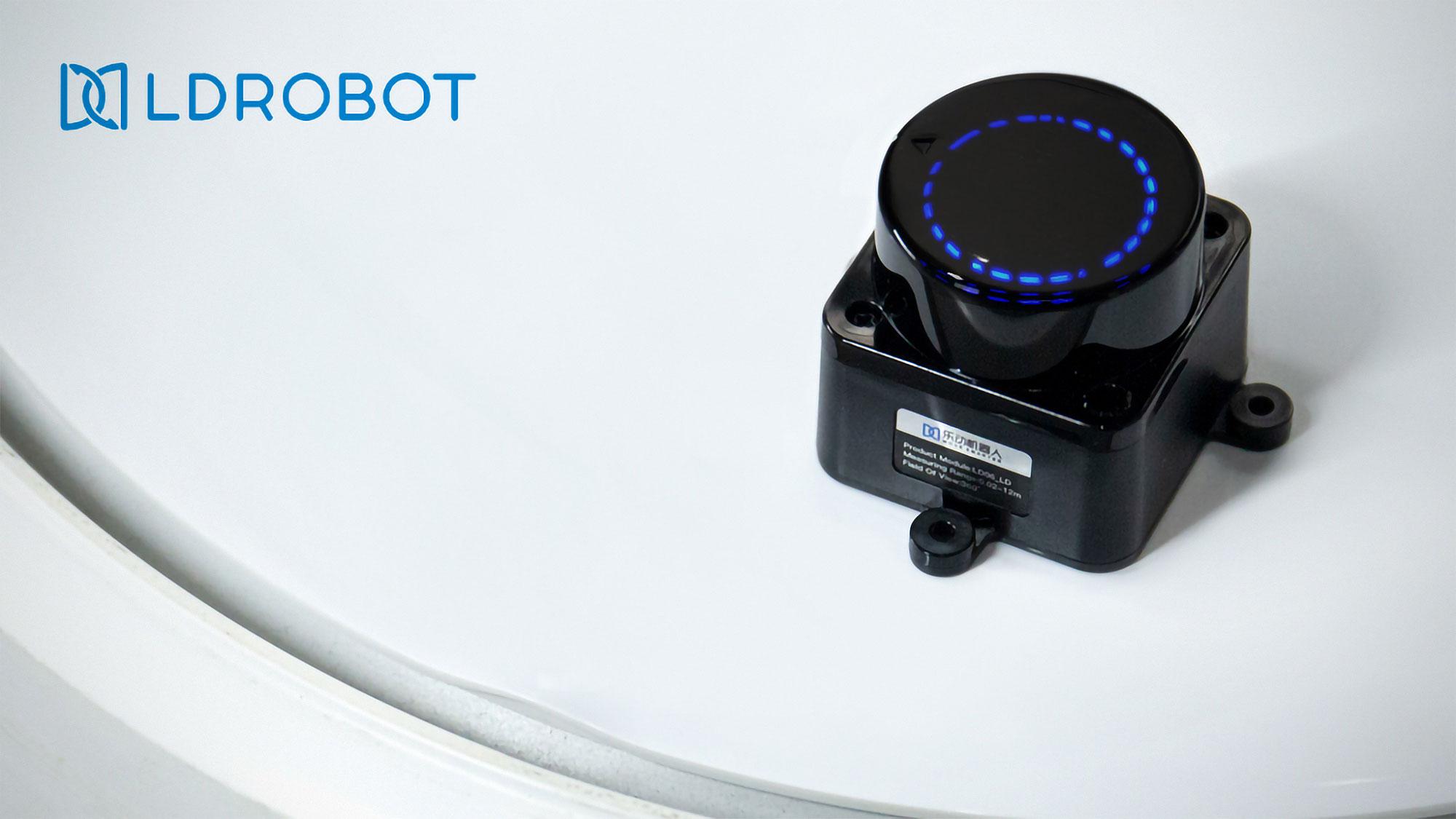 LDROBOT LD-AIR LiDAR Kickstarter