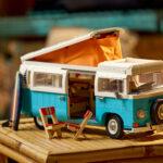 LEGO 10279 Volkswagen T2 Camper Van: Relive Your Hippie Days, LEGO Style