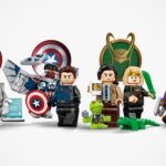 New LEGO Minifigure Blind Bags Features 12 Characters From Marvel Series On Disney+