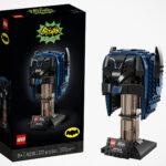 LEGO Classic TV Series <em>Batman</em> Cowl Is The Perfect Companion To LEGO <em>Batman</em> Classic TV Series Batmobile