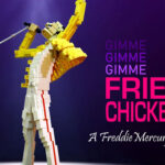 Someone Has Created A Simple And Yet Stunning Sculpture Of Queen's Freddie Mercury