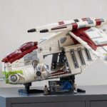 When Fans Asked For A LEGO UCS Star Wars Republic Gunship, They Probably Did Not Ask For This Price
