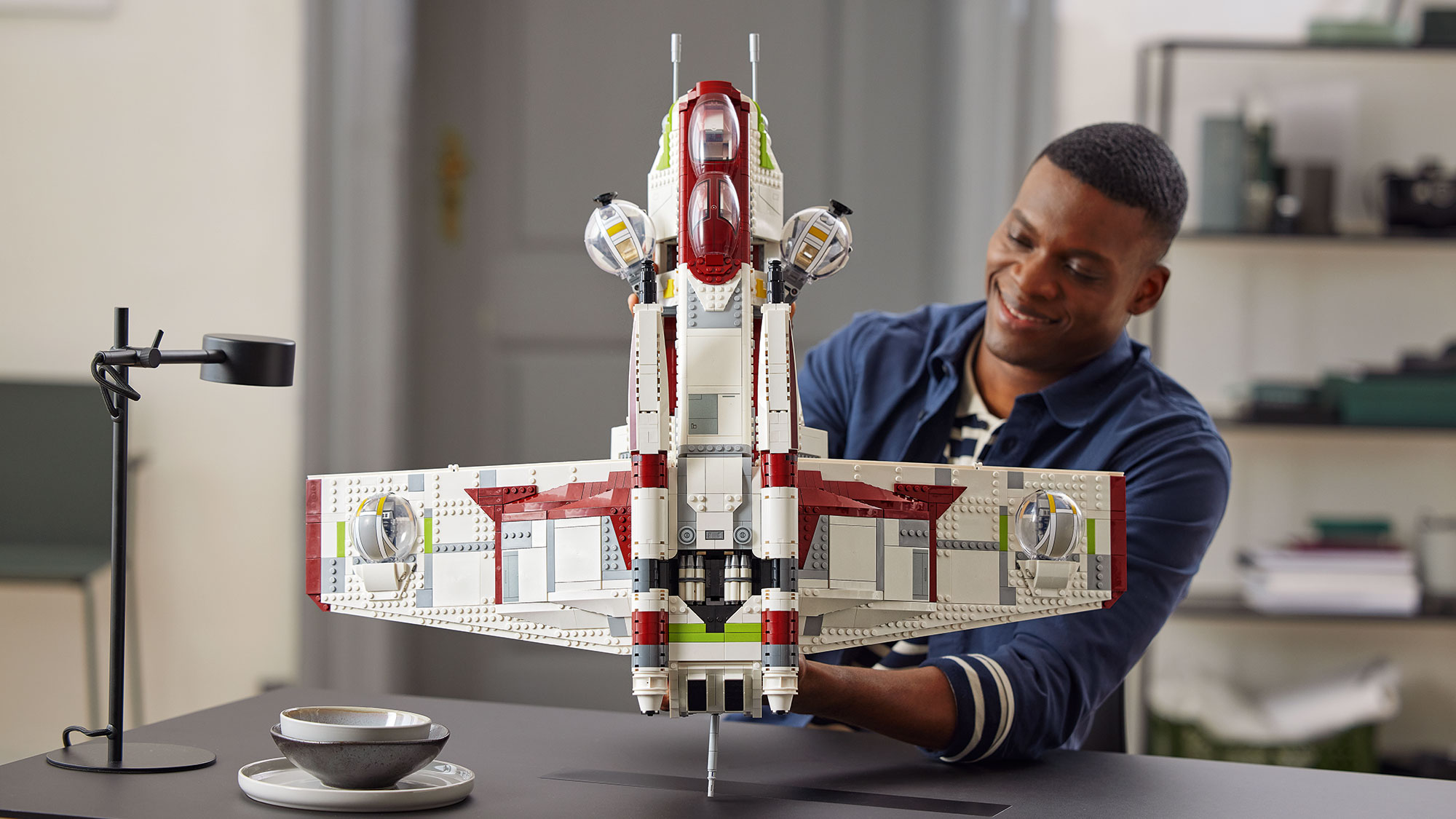 LEGO 75309 UCS Star Wars Republic Gunship