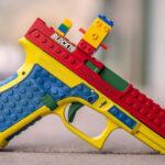 LEGO-style Block 19 Semi-automatic Glock Pistol Is A Very Bad Idea