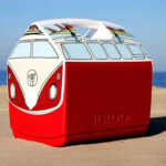 Volkswagen Bus Igloo Coolers: Cool-looking For Keeping Your Beverages Cool