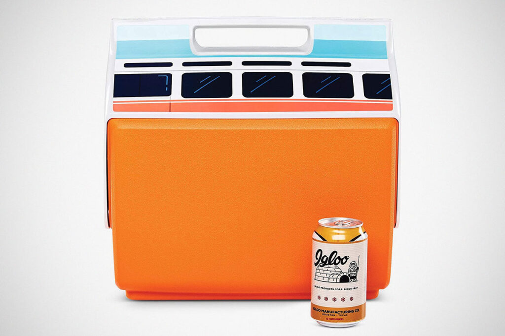 Limited Edition Volkswagen Bus Igloo Coolers