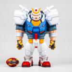 Lowfool Steel of League T01-GD: What If <em>Gundam</em> Plays Football?