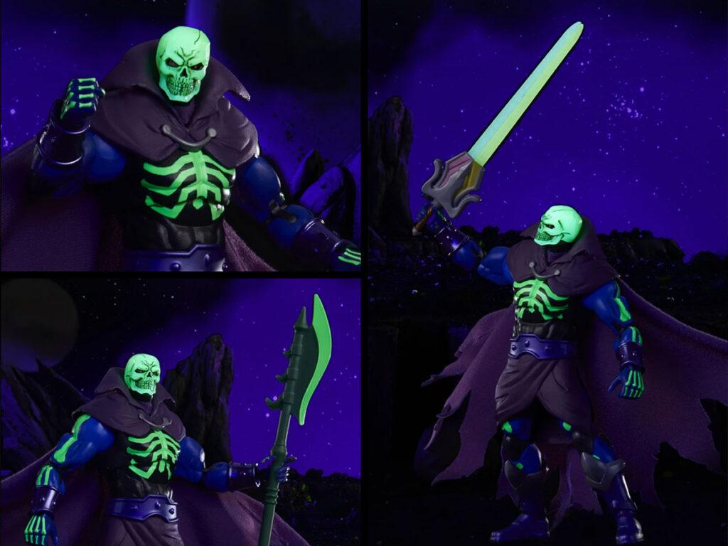 Masterverse Scare Glow Action Figure