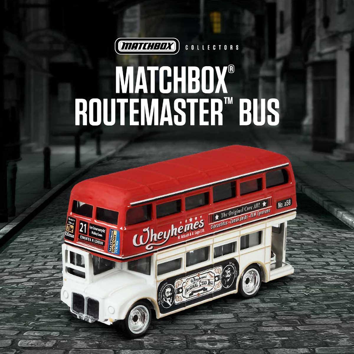 Matchbox Routemaster Bus Die-cast Model