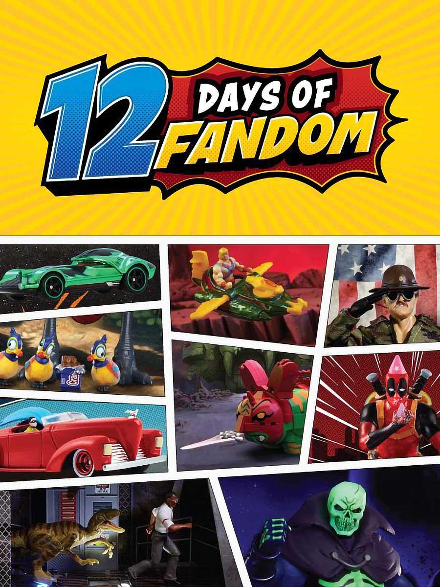 Mattel Creations 12 Days Of Fandom SDCC 2021