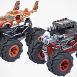 Believe It Or Not, Hot Wheels Also Have LEGO-style Building Sets Too