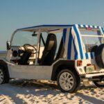 "Moke ""San Monique"" Electric Vehicle: A <em>James Bond</em>-Inspired Car Unlike No Other"