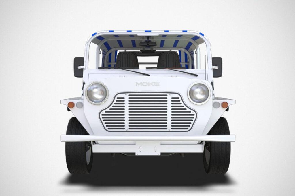 Moke America San Monique Electric Vehicle