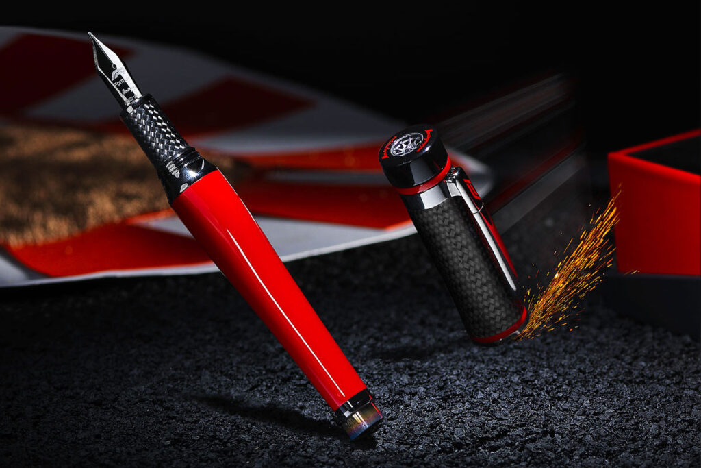 Montegrappa F1 Speed Limited Edition Pen