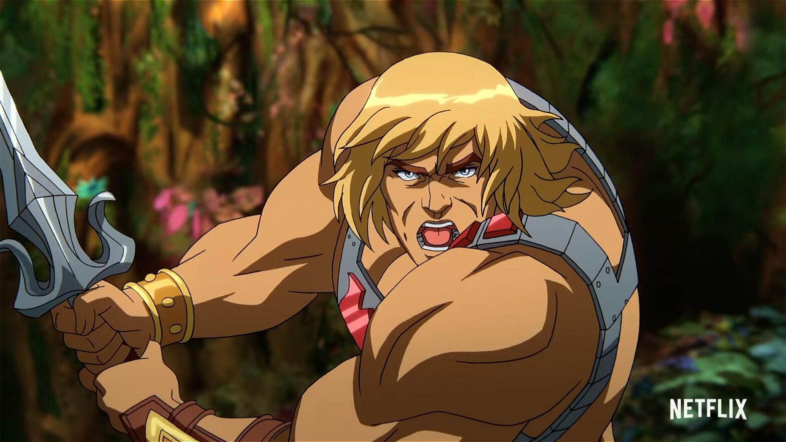Netflix Masters of the Universe Revelation Official Trailer