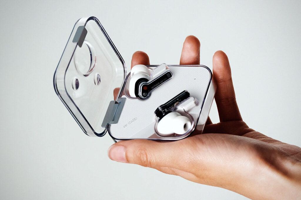 Nothing ear (1) True Wireless Earbuds