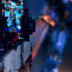 ONEBOT Is A LEGO Technic Style Augmented Reality Toy Gun That Shoots Toy Projectiles Too